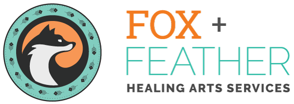 Fox and Feather Logo